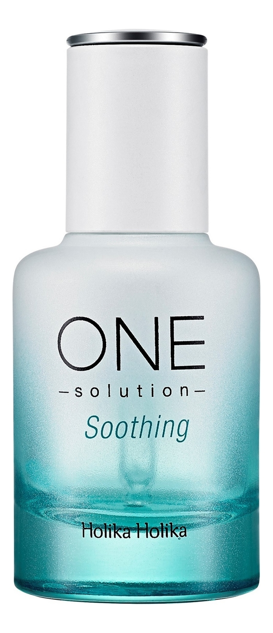 Сыворотка для лица One Solution Super Energy Ampoule Soothing 30мл holika holika one solution super energy ampoule moisturizing сыворотка для лица увлажняющая одно решение 30 мл