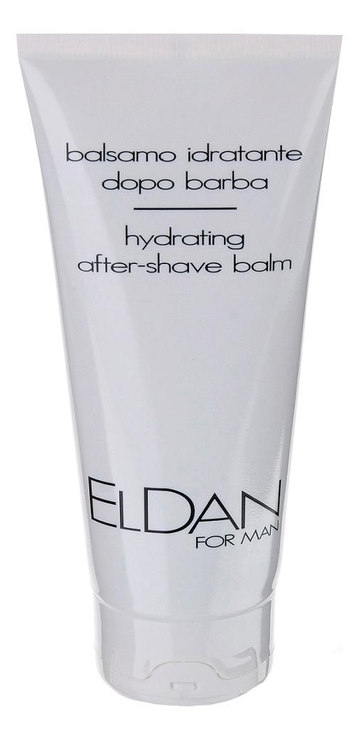 Успокаивающий лосьон после бритья Hydrating After-Shave Balm For Man 100мл