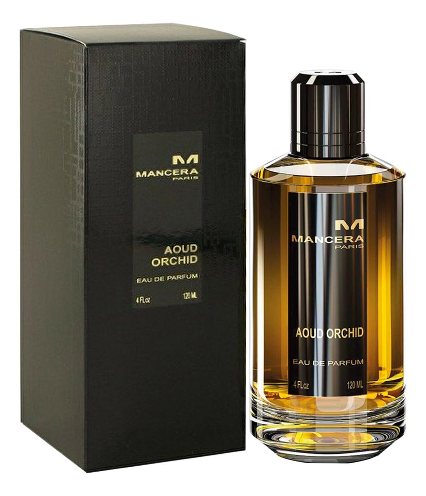 Купить Aoud Orchid: парфюмерная вода 120мл, Mancera