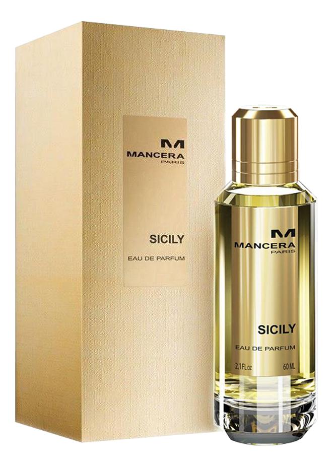Mancera Sicily: парфюмерная вода 60мл