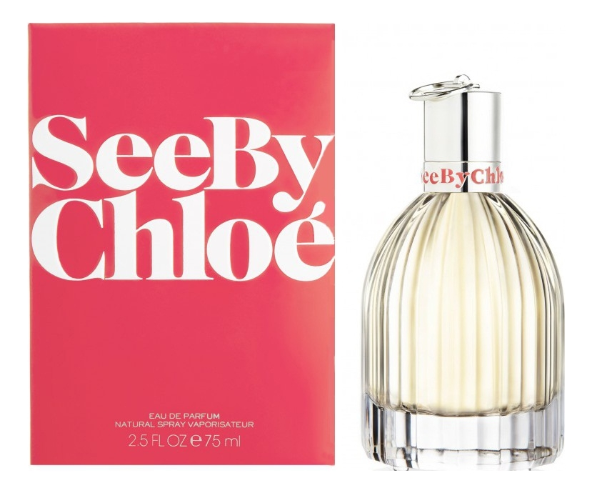 цена Chloe See By Chloe: парфюмерная вода 75мл онлайн в 2017 году