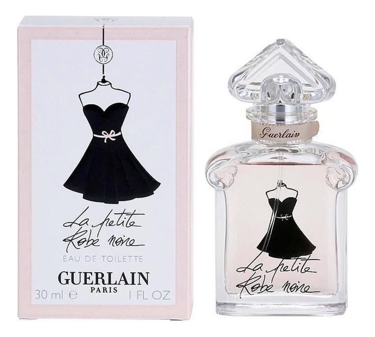 Guerlain La Petite Robe Noire Eau de Toilette: туалетная вода 30мл
