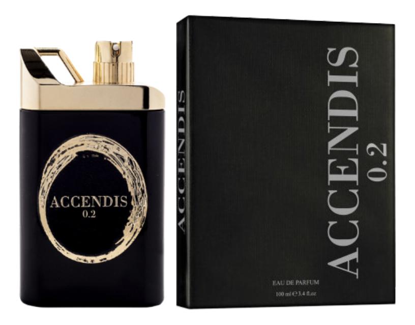 Купить Accendis 0.2: парфюмерная вода 100мл