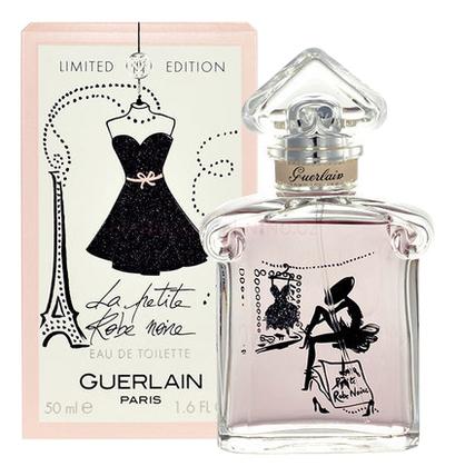 La Petite Robe Noire Eau De Toilette Limited Edition 2014: туалетная вода 50мл pasha de cartier edition noire sport туалетная вода 50мл