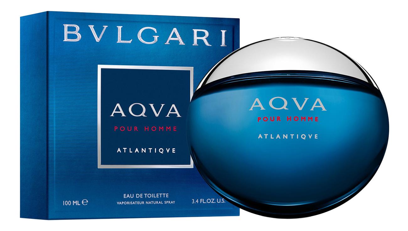 Aqva Pour Homme Atlantiqve: туалетная вода 100мл недорого