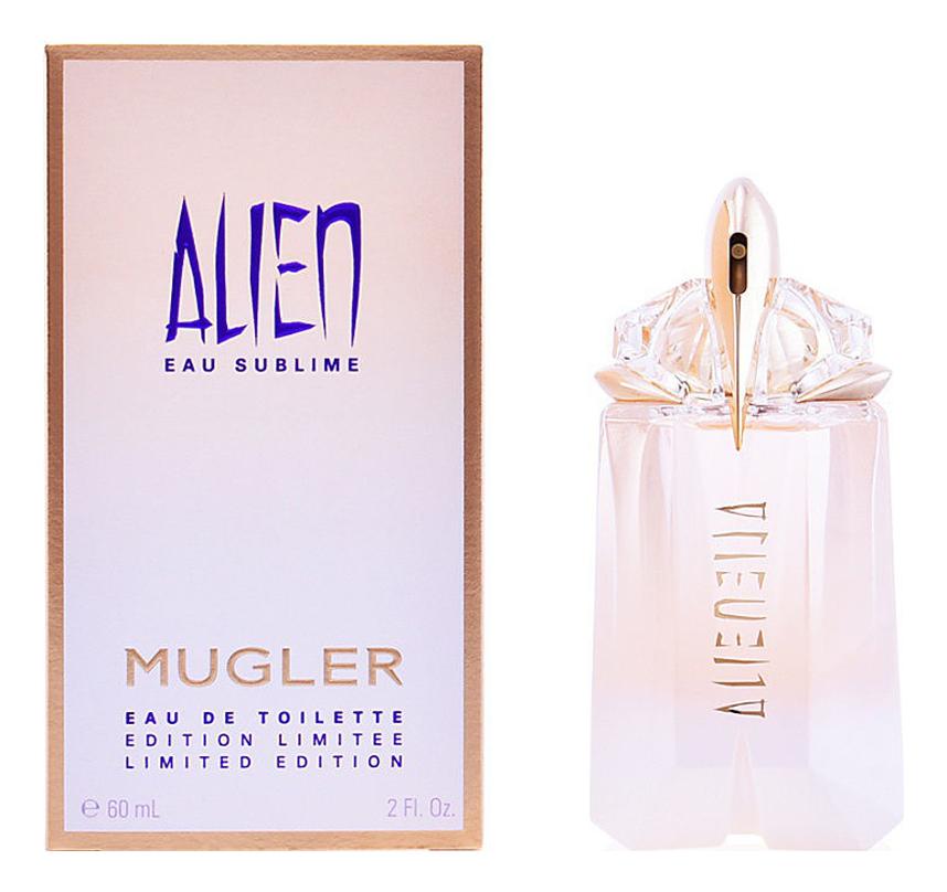 Фото - Mugler Alien Eau Sublime: туалетная вода 60мл mugler alien men туалетная вода 6мл