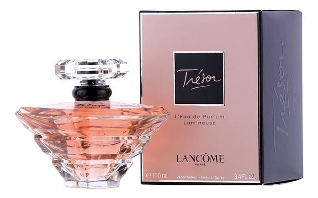 Купить Tresor Eau de Parfum Lumineuse: парфюмерная вода 100мл, Lancome