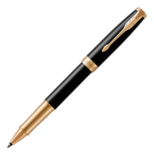 Parker Роллерная ручка Essential Sonnet Laque Black GT