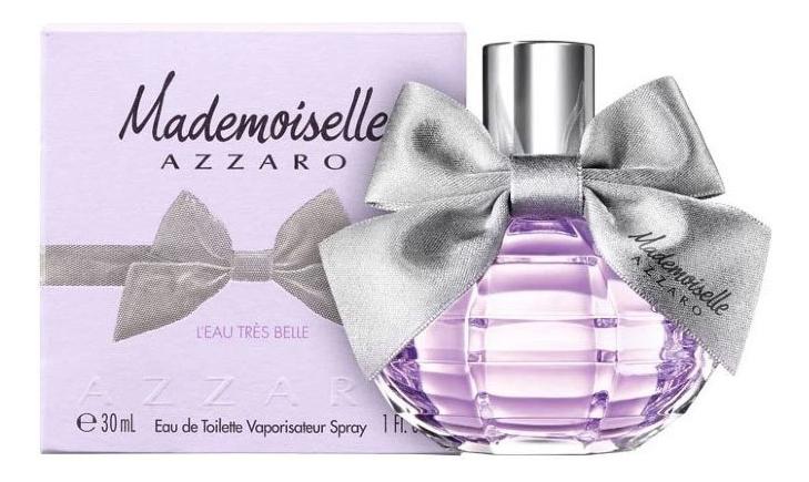 Купить Azzaro Mademoiselle L'Eau Tres Belle : туалетная вода 30мл, Azzaro Mademoiselle L Eau Tres Belle