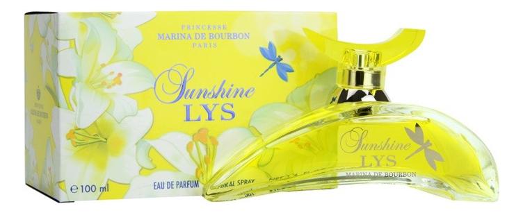 Lys Sunshine: парфюмерная вода 100мл недорого