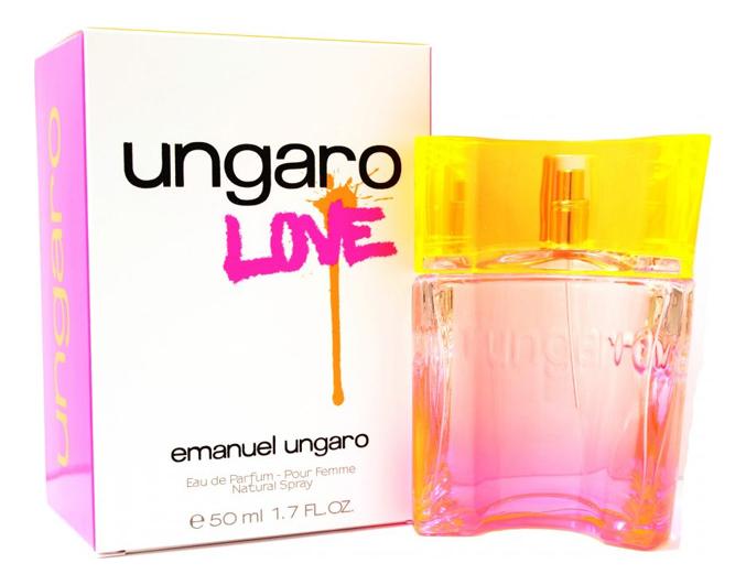 Ungaro Love: парфюмерная вода 50мл