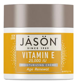 Купить Крем омолаживающий с витамином Е Age Renewal Vitamin E 25, 000 I.U Moisturizing Creme 113г, Jason