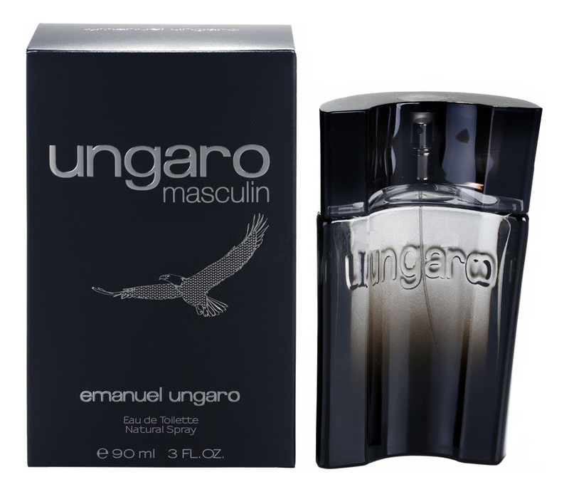 Ungaro Masculin: туалетная вода 90мл
