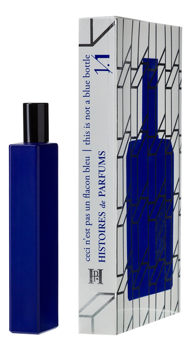 Фото - This is Not a Blue Bottle: парфюмерная вода 15мл histoires de parfums ambre 114 парфюмерная вода 15мл
