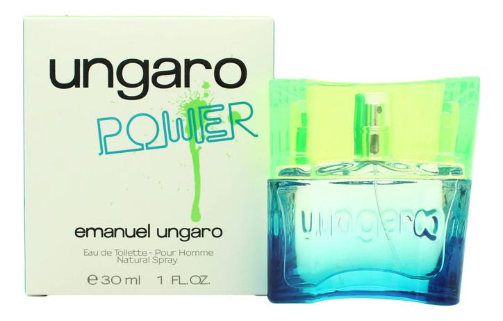 Emanuel Ungaro Ungaro Power : туалетная вода 30мл