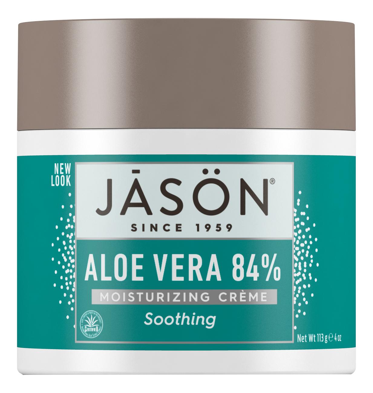 цена на Крем увлажняющий для лица и тела с экстрактом алоэ вера Soothing 84% Aloe Vera Moisturizing Creme 113мл