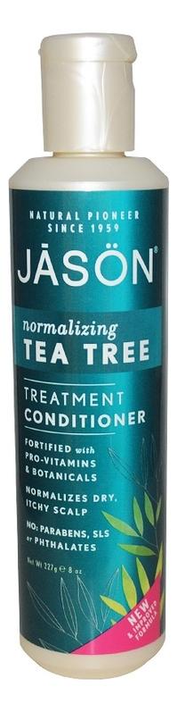 Купить Кондиционер восстанавливающий с маслом чайного дерева Normalizing Tea Tree Treatment Conditioner 227мл, Jason