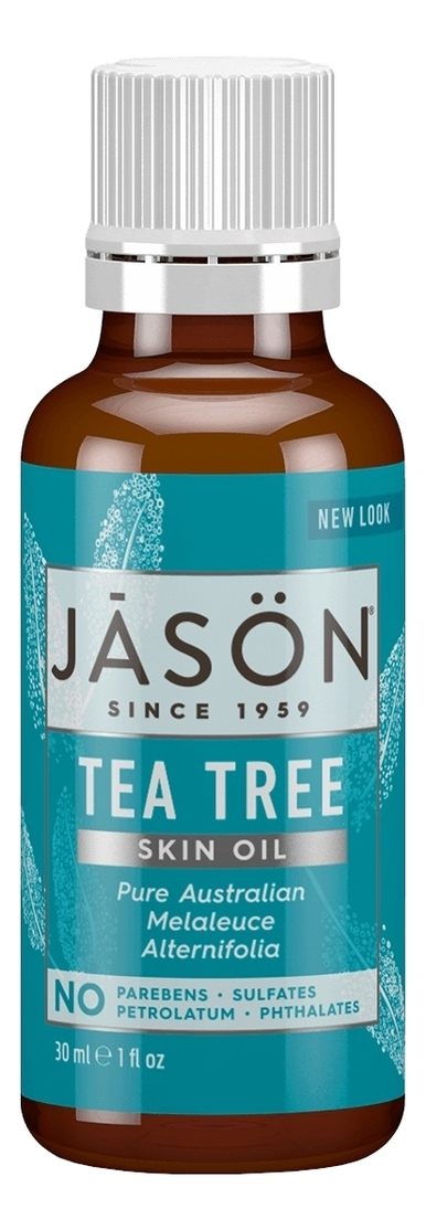 Натуральное масло чайного дерева 100% Purifying Tea Tree Pure Natural Organic Oil 30мл