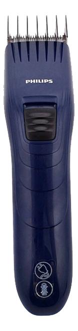 машинка для стрижки волос qc5115 15 1 насадка Машинка для стрижки волос QC5125/15 (1 насадка)