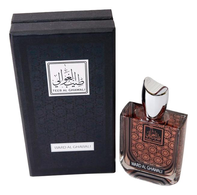 Teeb Al Ghawali Ward Al Chawali: парфюмерная вода 100мл
