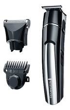 Remington Триммер для бороды и усов Stubble Beard Trimmer MB4110 (2 насадки)