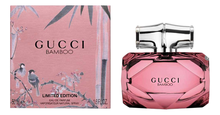 Gucci Bamboo Limited Edition: парфюмерная вода 50мл недорого