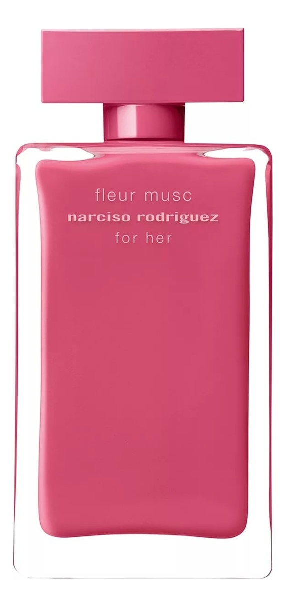 Narciso Rodriguez Fleur Musc For Her — женские духи, парфюмерная и туалетная вода — купить по лучшей цене в интернет-магазине Randewoo