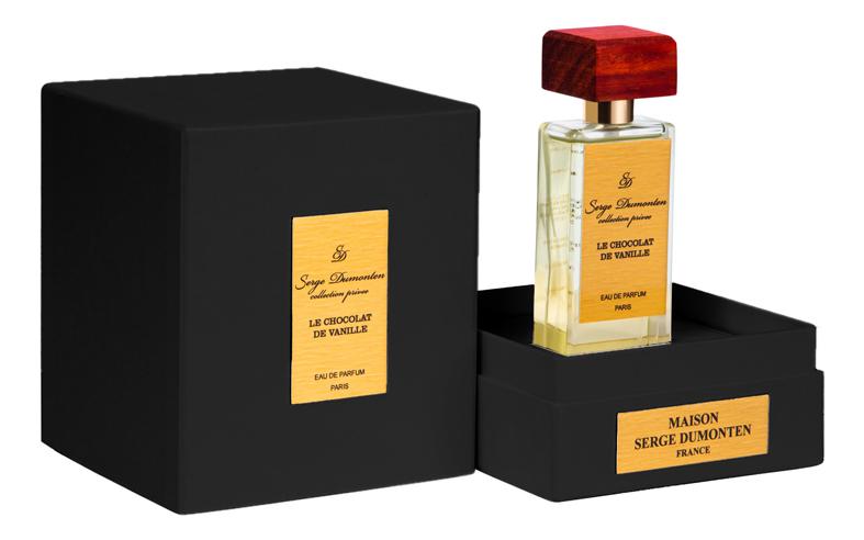 Купить Le Chocolat De Vanille: парфюмерная вода 15мл (в бархатном мешочке), Serge Dumonten