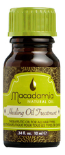 Macadamia Восстанавливающее масло для волос Healing Oil Treatment