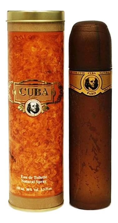 Cuba Paris Gold: туалетная вода 100мл elliott erwitt cuba