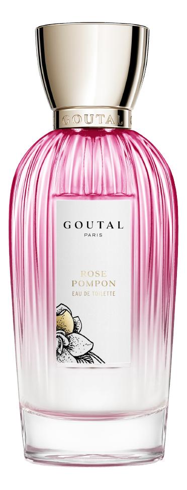 Goutal Rose Pompon: туалетная вода 100мл тестер