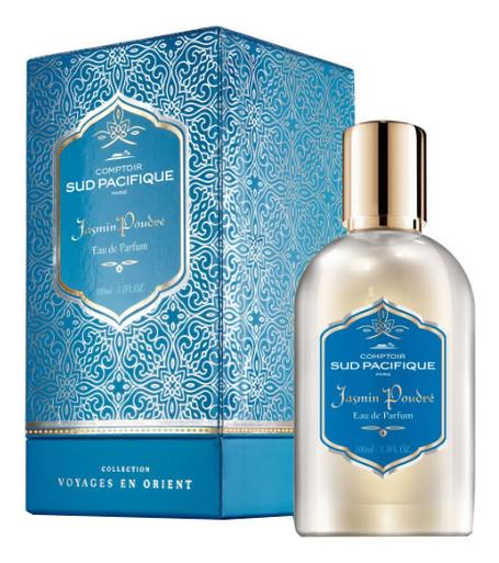 Купить Jasmin Poudre: парфюмерная вода 100мл, Comptoir Sud Pacifique