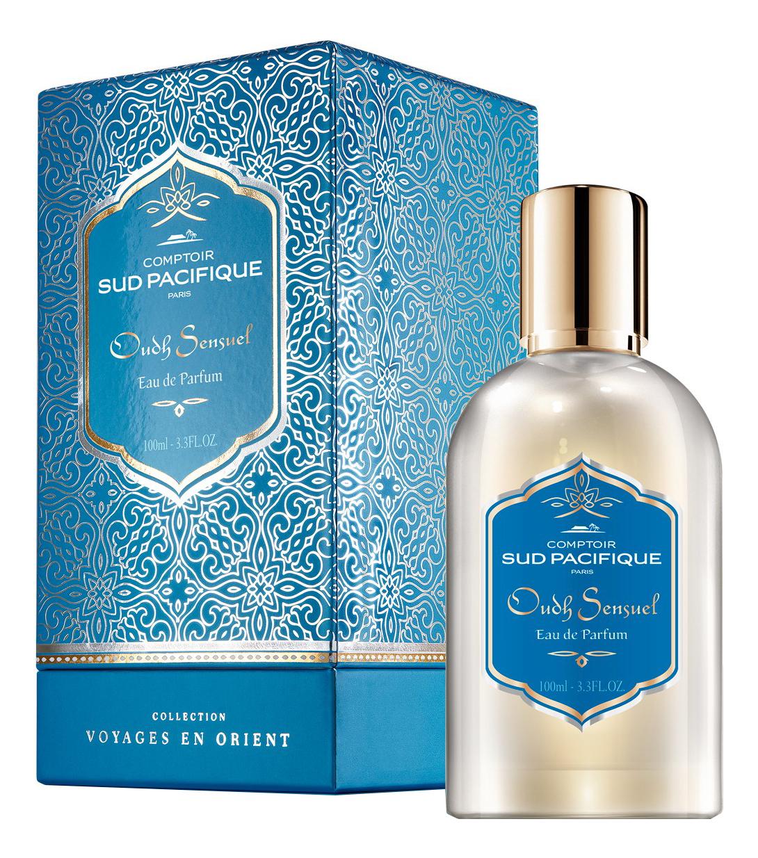 Купить Comptoir Sud Pacifique Oudh Sensuel: парфюмерная вода 100мл