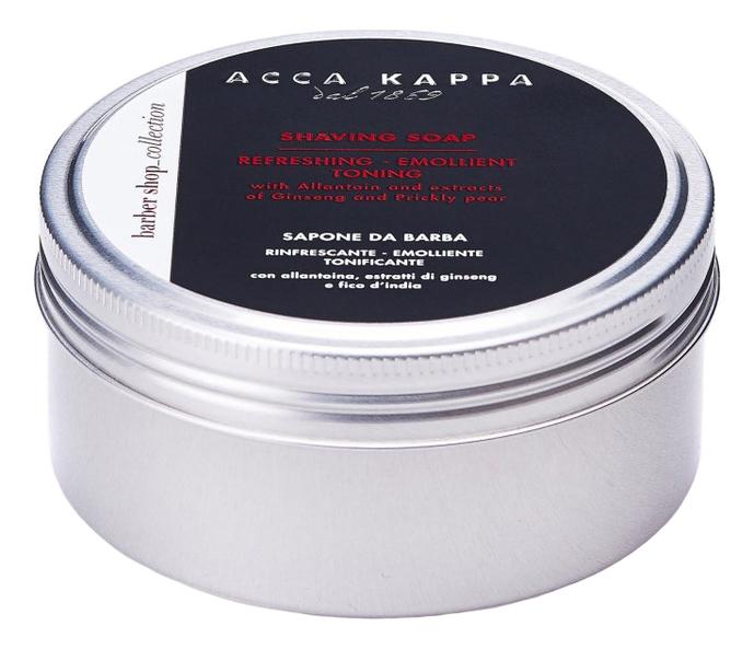 цена на Мыло для бритья Refreshing-Emollient Toning Shaving Soap 250мл
