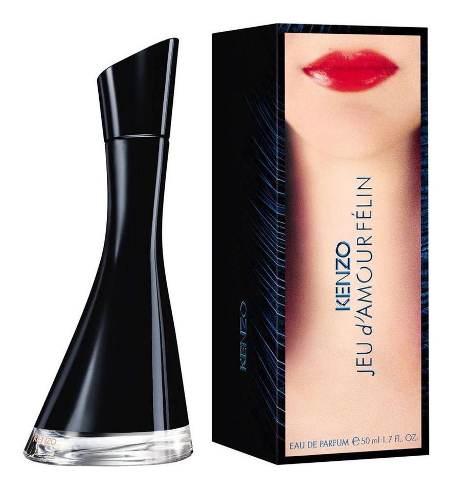 Купить Jeu d'Amour Felin: парфюмерная вода 50мл, Kenzo