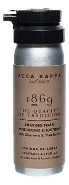 Пена для бритья 1869 The Quality Of Tradition Shaving Foam 50мл