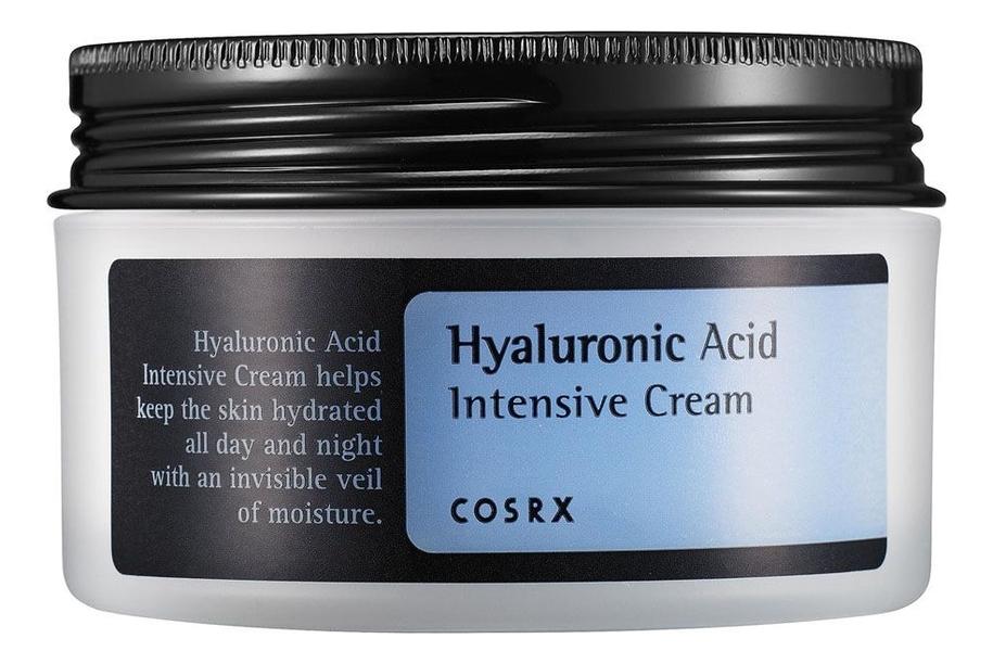 Купить Крем для лица с гиалуроновой кислотой Hyaluronic Acid Intensive Cream 100мл, COSRX