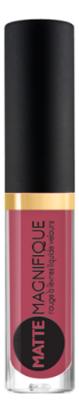 Купить Матовая жидкая помада для губ Matte Magnifique Rouge a Levres Liquide Velours 3мл: No 213, Vivienne Sabo