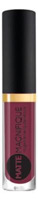 Купить Матовая жидкая помада для губ Matte Magnifique Rouge a Levres Liquide Velours 3мл: No 217, Vivienne Sabo