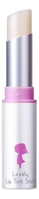 Тинт для губ Lovely Lip Tint Stick 4,3г: 01 Vanilla Latte