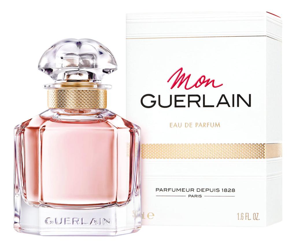 Mon Guerlain: парфюмерная вода 50мл guerlain mon guerlain парфюмерная вода 50мл