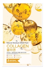 EUNYUL Тканевая маска для лица с коллагеном Natural Moisture Mask Pack Collagen 23мл