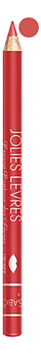 Карандаш для губ Jolies Levres Crayon Contour Des Levres 1,4г: No 206 nutritic levres
