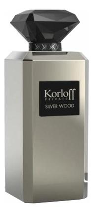 Купить Silver Wood: парфюмерная вода 2мл, Korloff Paris