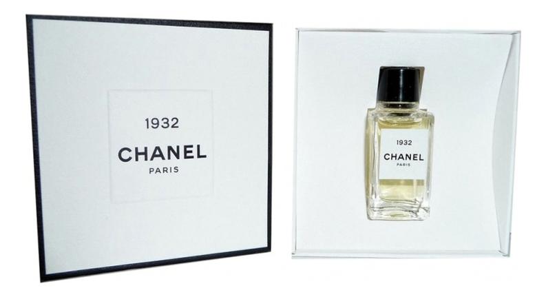 Les Exclusifs de Chanel 1932: парфюмерная вода 4мл