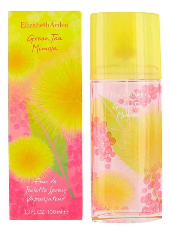 Green Tea Mimosa: туалетная вода 100мл недорого