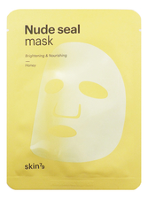 SKIN79 Маска для лица с экстрактом меда Nude Seal Mask-Honey 25г