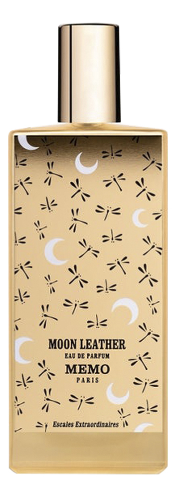 Memo Moon Leather: парфюмерная вода 2мл