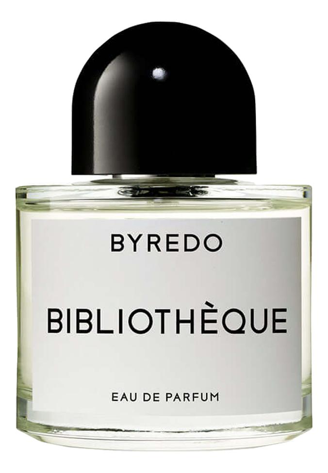 Byredo Bibliotheque — мужские и женские духи, парфюмерная вода Байредо Библиотека — купить по лучшей цене в интернет-магазине Randewoo