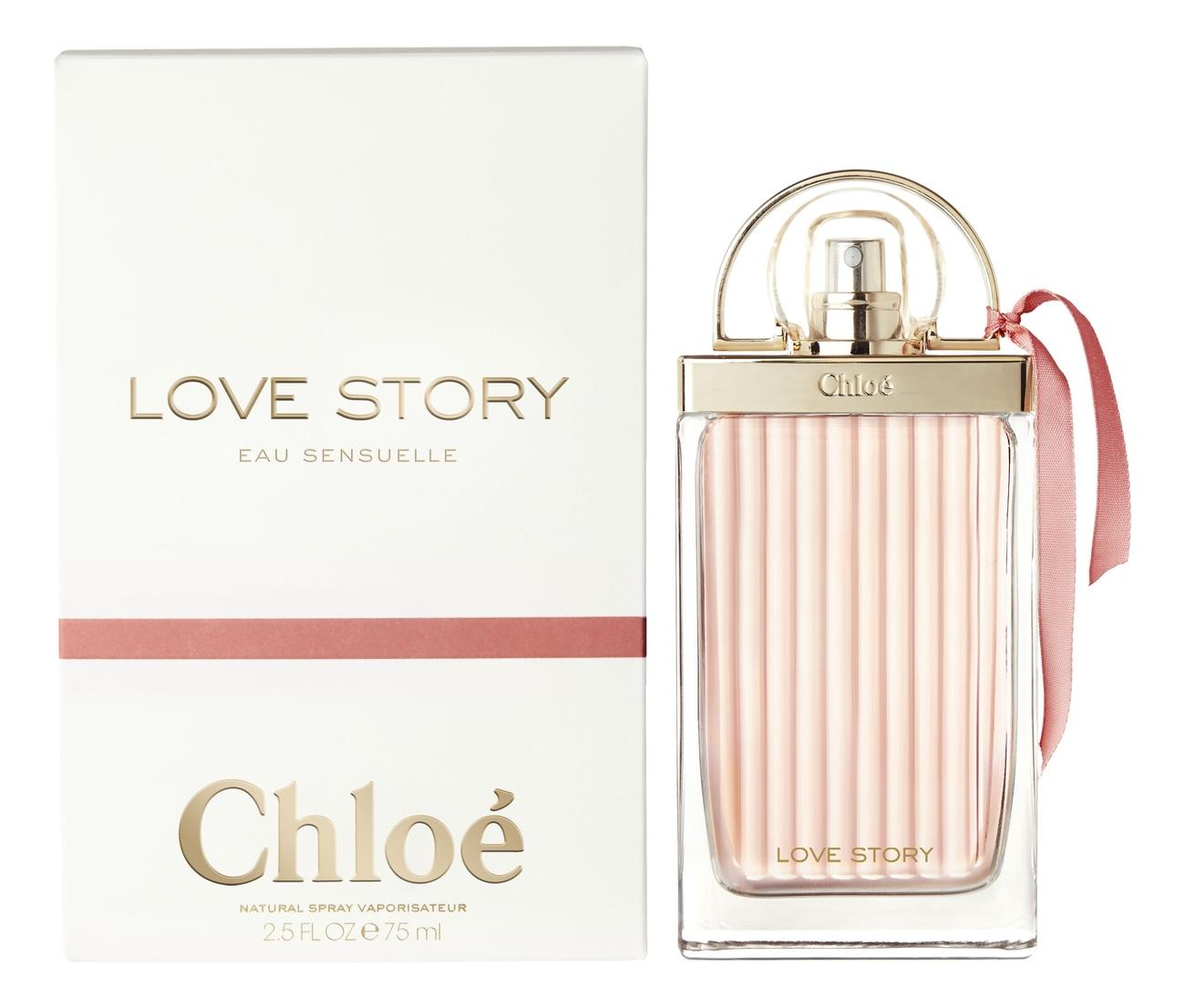 Фото - Love Story Eau Sensuelle: парфюмерная вода 75мл love story eau sensuelle парфюмерная вода 75мл